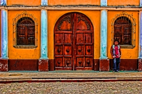 Confidently Guatemalan