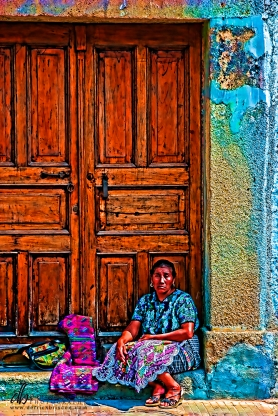 Guatemalan Vendor