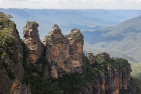 Three Sisters, Katoomba - Blue Mountains Australia.